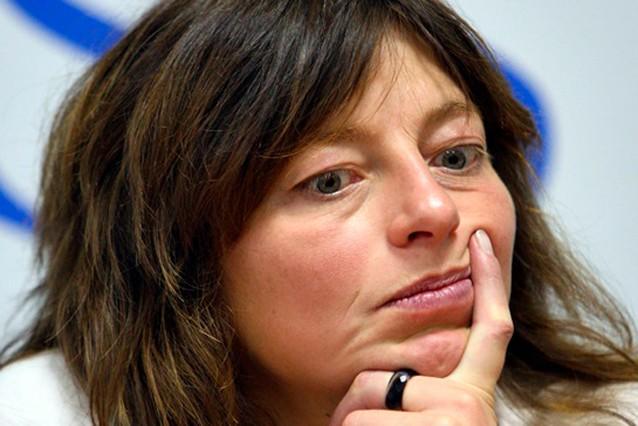 Карин Клеман не сможет присутствовать на конференции из-за запрета на въезд в Россию