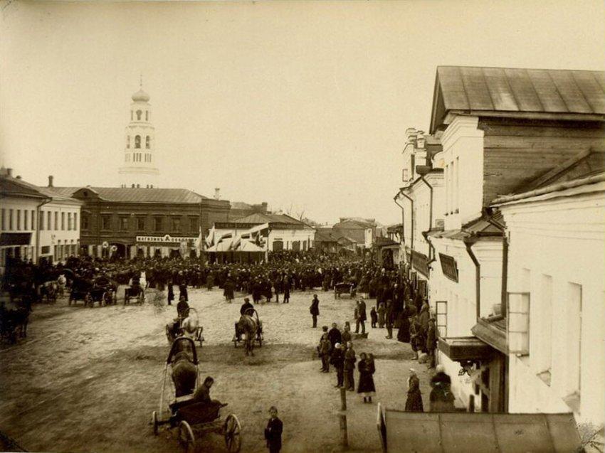 Как в СССР город невест Иваново заселяли мужчинами