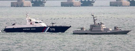 Украинские боевые катера не идут ни в какое сравнение с российскими, признали на Украине