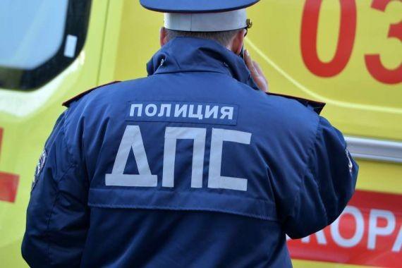 В Дагестане задержан водитель, сбивший сотрудника полиции