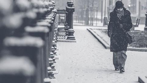 Погода в Москве и области в декабре 2019 года