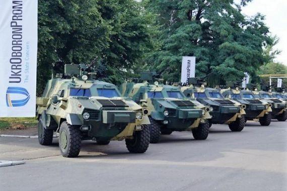 «Укроборонпром» заявил о победе над Москвой на мировом рынке вооружений