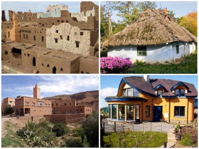 ТОП-7 типов жилищ, которые испокон веков служат надежным убежищем для людей