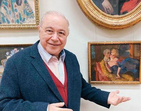 Петросян после слухов о женитьбе укатил в Германию без Брухуновой