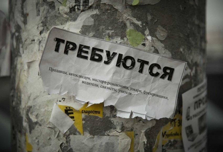 Вакансий в России много, а работы нет