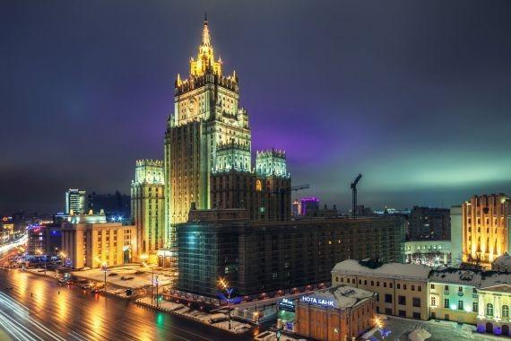 МИД РФ вернул Киеву ноту по Крыму без рассмотрения