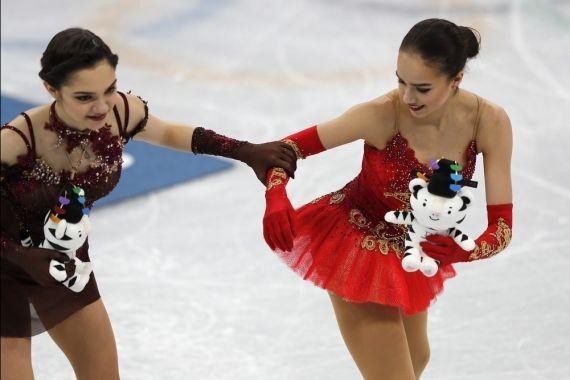 Журналисты подсчитали, сколько Загитова и Медведева заработали на шоу Навки