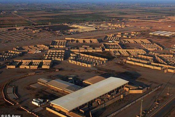 В Ираке атакована авиабаза США