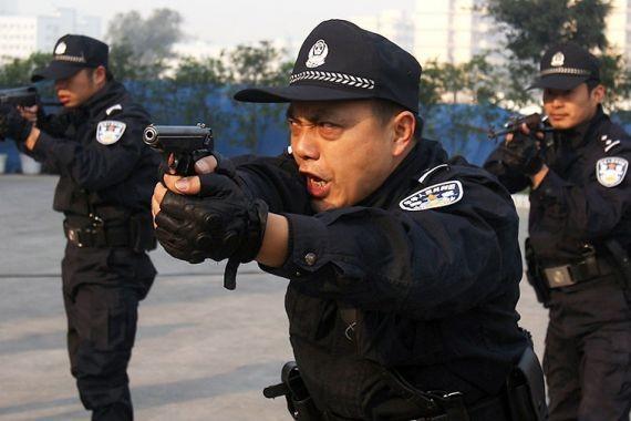 В Китае ликвидирован преступник, захвативший заложников