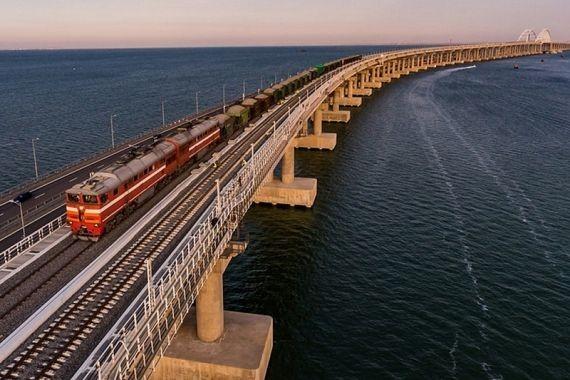 В Крым могут пойти поезда из ближнего зарубежья