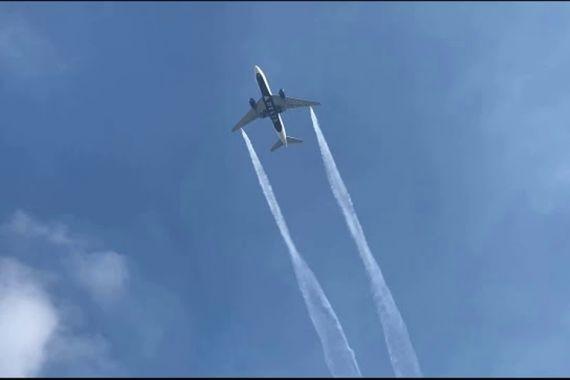 Самолет перед посадкой сбросил топливо на школы в Лос-Анджелесе. 60 человек пострадали