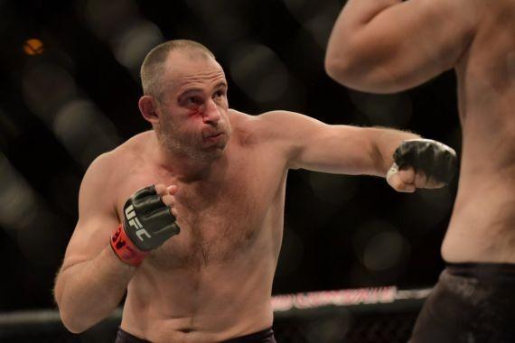 UFC 246: Александр Олейник выиграл бой у Мориса Грина