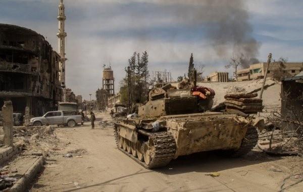 В Сирии возник новый инцидент между Россией и США