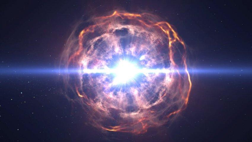 Погубит ли человечество гамма-всплеск, который накроет Землю?