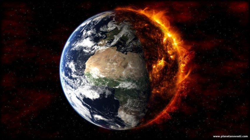 Земля нагревается со скоростью 5 Хиросим в секунду