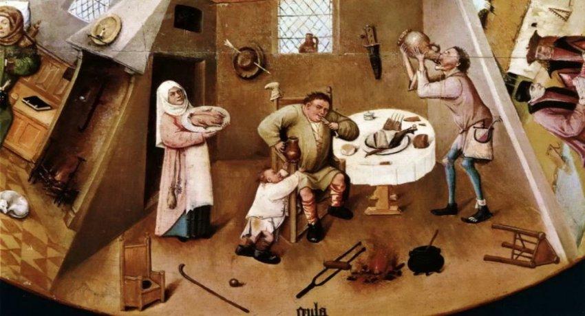 Советы Святых Отцов по борьбе с 8 страстями человека