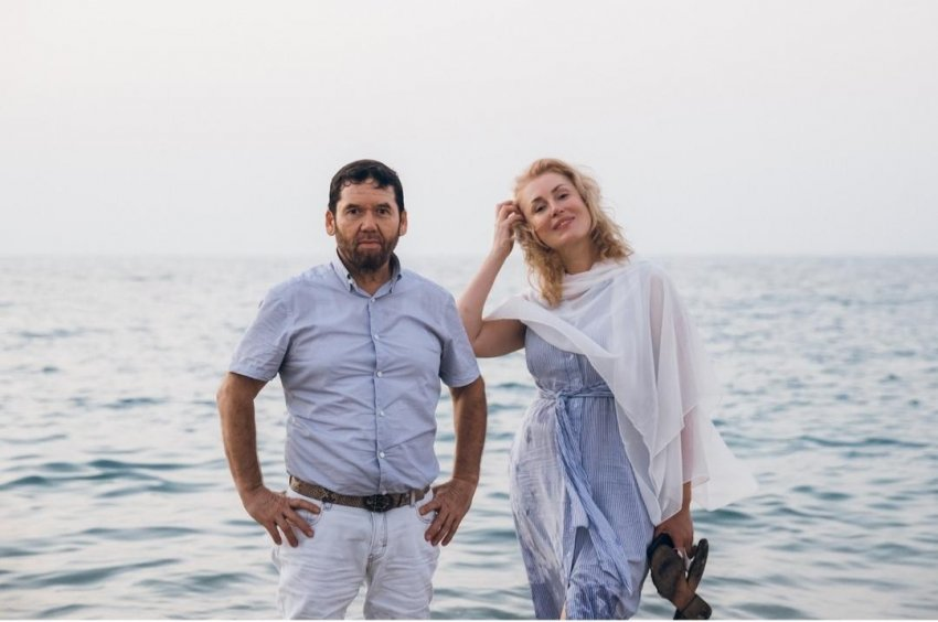 Встречи на берегу Персидского Залива: Мария Шукшина