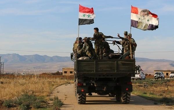 Сирийская армия освободила ряд городов от террористов