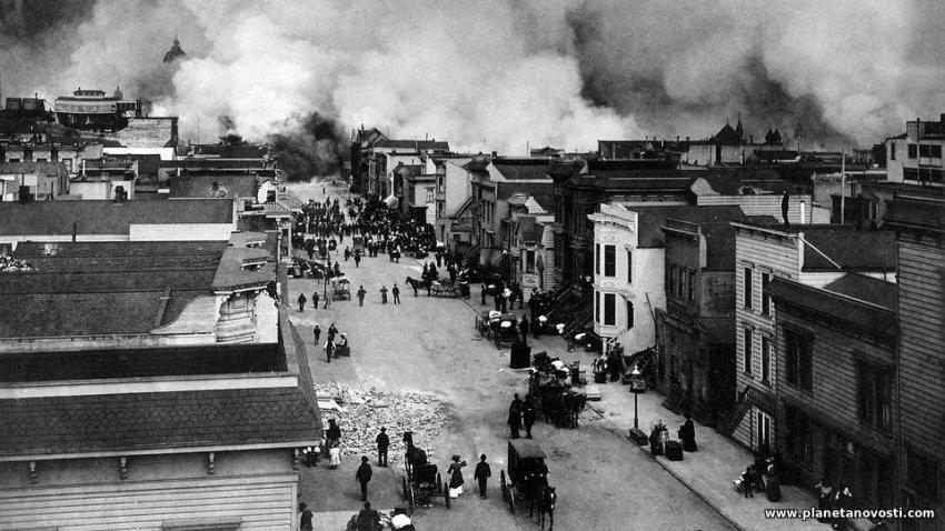 Названо самое длительное и разрушительное землетрясение в истории Европы