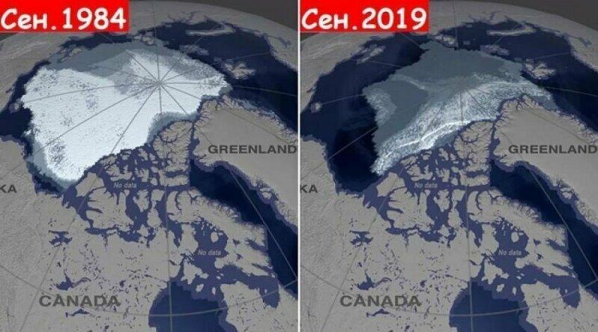 Как таяние ледников влияет на российскую экономику?