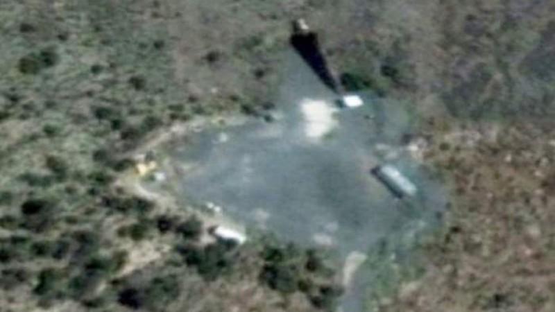 В приложении Google Earth обнаружен вход в секретную базу США