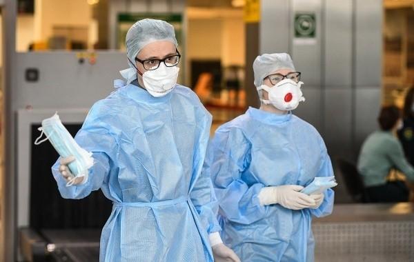 В России зафиксированы новые случаи заражения коронавирусом