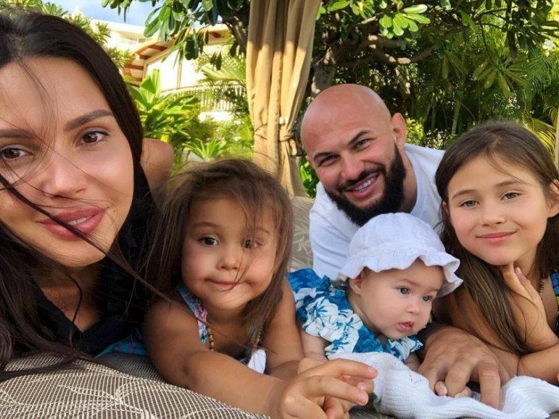 Что стало причиной скандала в семье поп-артистов Джигана и Оксаны Самойловой