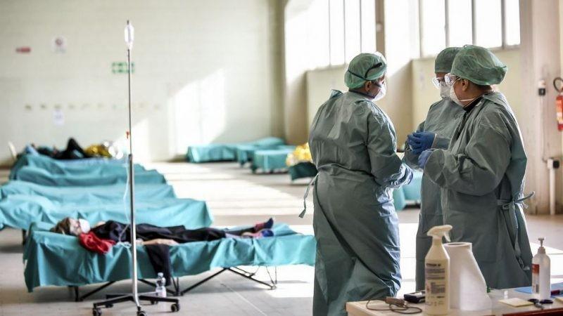 Италию накрыла эпидемия коронавируса