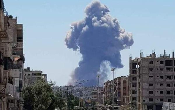 В Сирии взорван штаб одной из протурецких группировок