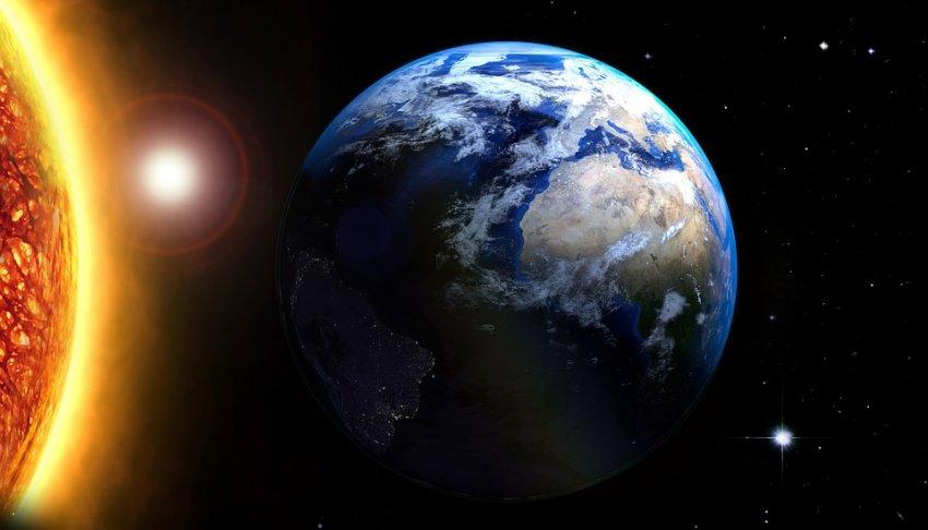 Пролетающая звезда может выбросить Землю за пределы Солнечной системы
