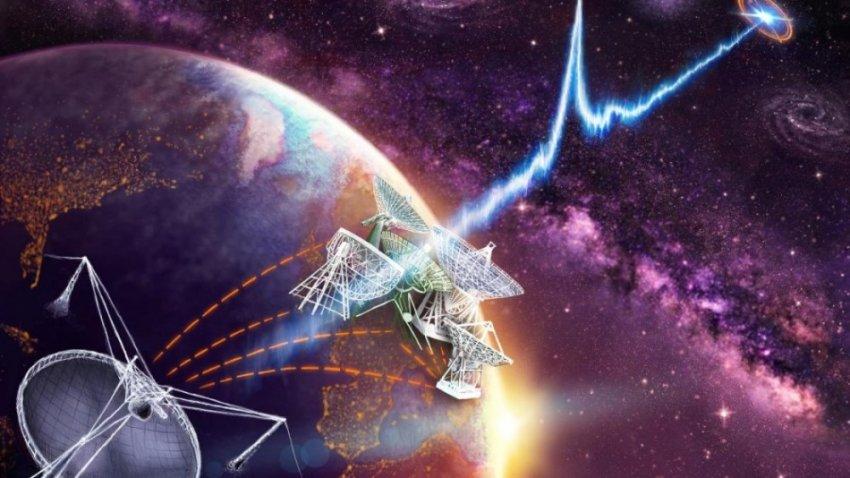 Аномальные космические радиосигналы. Астрономы о внеземной жизни