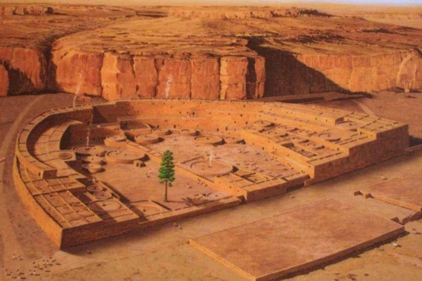 Разгадана мистика таинственного «дерева жизни» в США