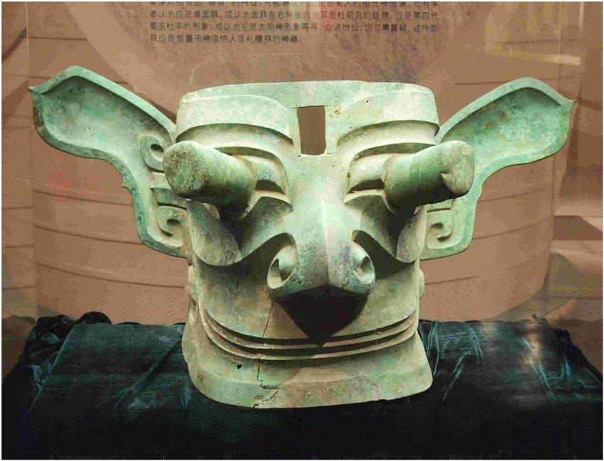 Тайна исчезновения культуры Саньсиндуй