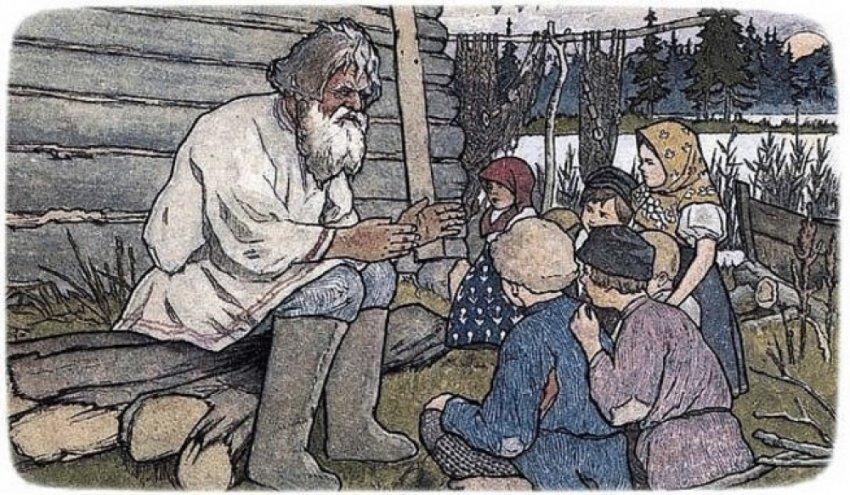 Загадка - древний способ передачи мудрости жизни