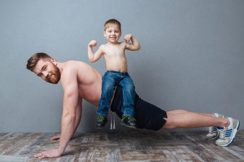8 главных правил для воспитания мужчины из мальчика