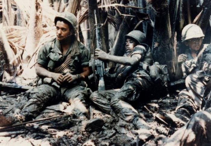 Химтрейлы над Вьетнамом: Американцы возомнили себя Богами