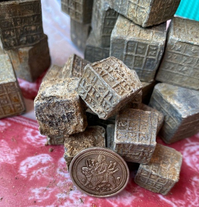 В Великобритании обнаружены обломки древней виманы