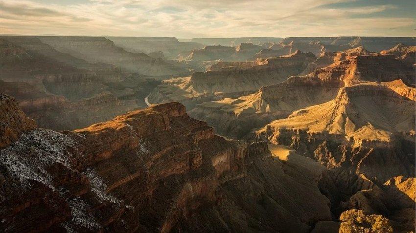 Геологи заявили, что в некоторых геологических слоях отсутствуют миллионы лет истории Земли