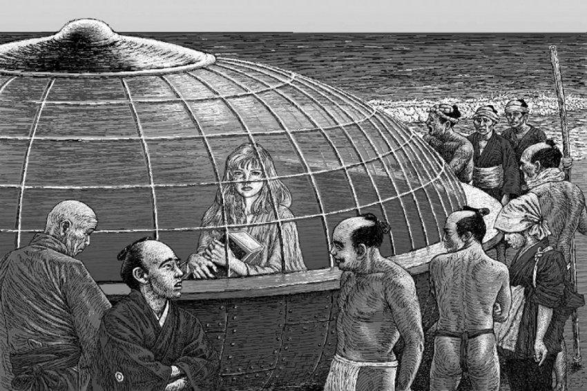 ТОП-8 океанских загадок из всего мира