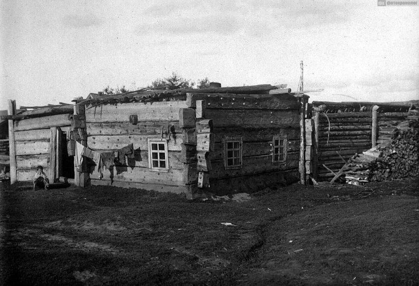 Куда подевались деревья и травы в деревнях Российской Империи