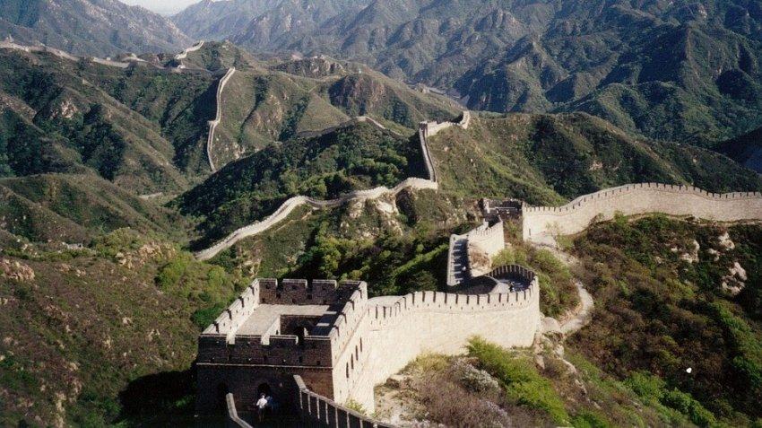 Названа еще одна причина возведения Великой китайской стены