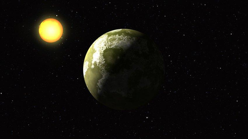 Планеты в центре Млечного Пути в опасности из-за постоянно сближающихся звезд