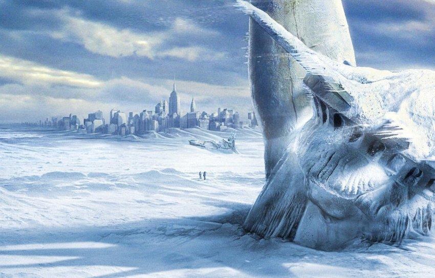 В мезосфере Земли резко снизилась температура: ученые прогнозируют ледниковый период