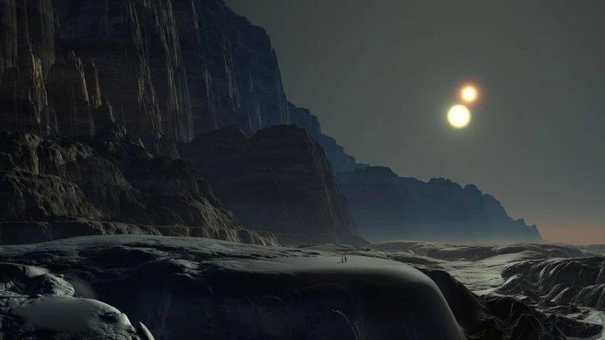 Недалеко от Земли обнаружены две скалистые планеты с атмосферой