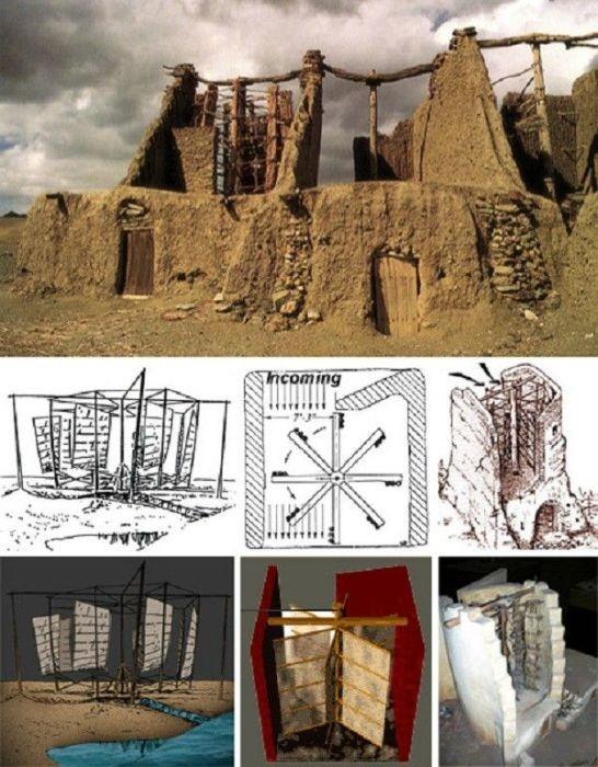 Древние ветряные мельницы Ирана вскоре могут прекратить работу