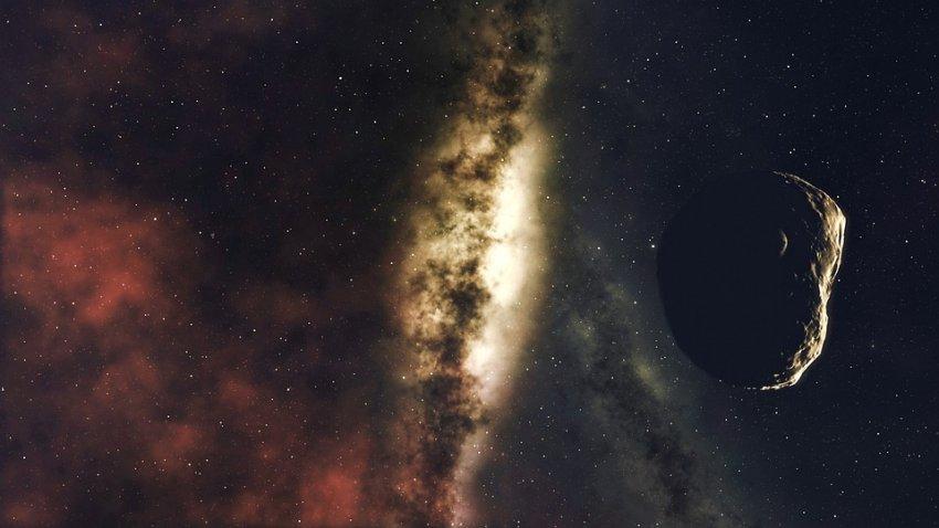 В Солнечной системе обнаружена группа межзвездных астероидов