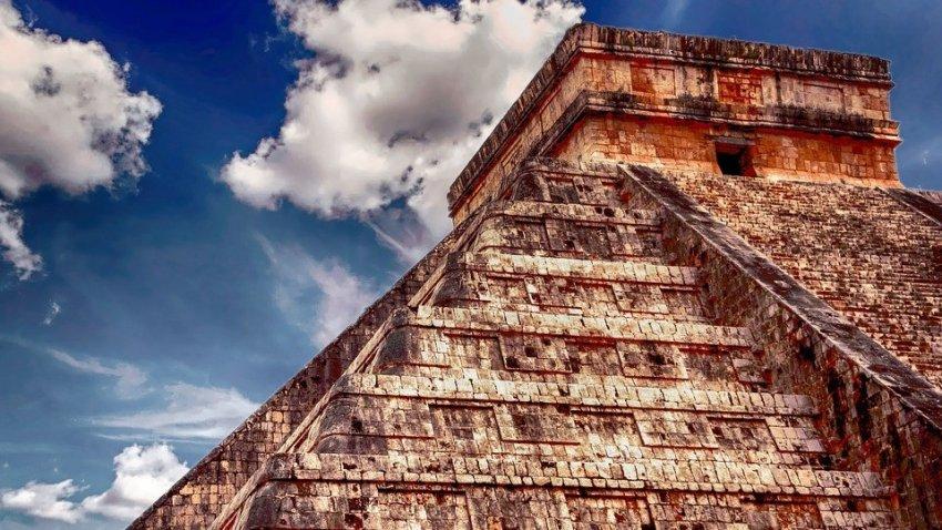 Названа еще одна возможная причина исчезновения цивилизации майя