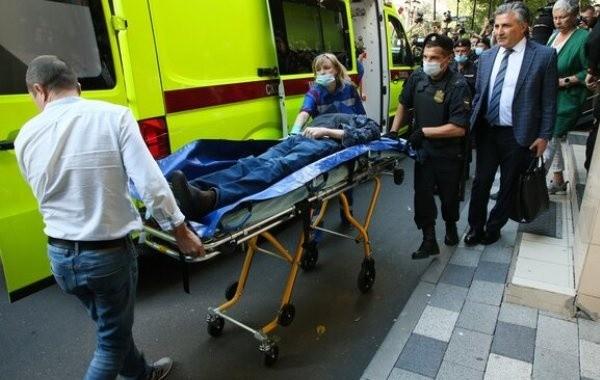 Появилась информация о выписке Ефремова из больницы