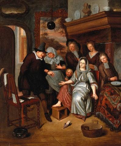 Средневековая медицина: История изучения крови
