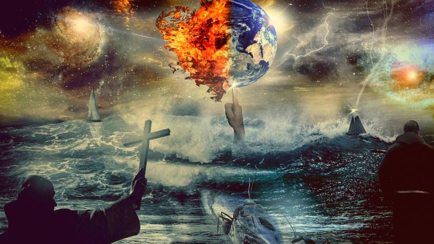 Названы основные сценарии конца света: от чего же погибнет человечество